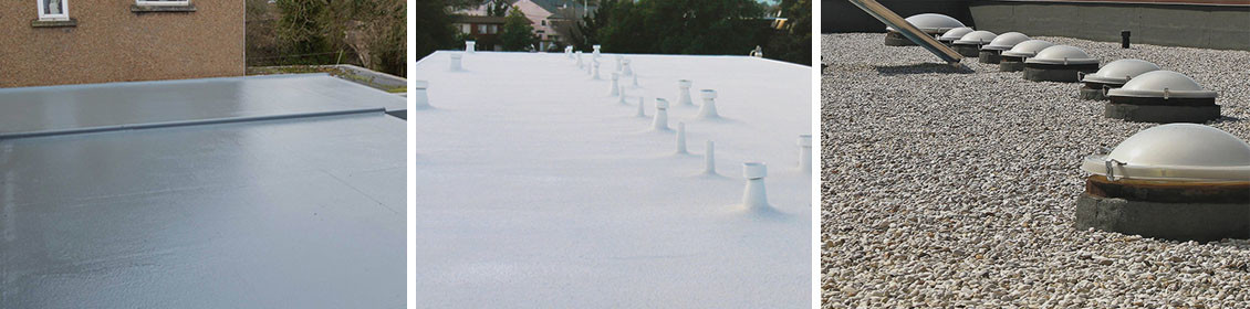Flat Roof Repair, Installation & Replacement