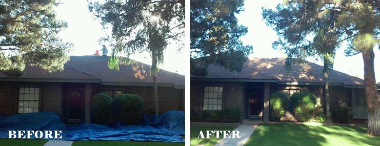 before-and-after-roof-repair-photos-mesa-az