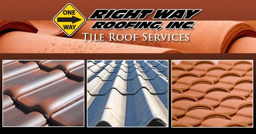 Tile Roof Repair Replacement Amp Installation Leak