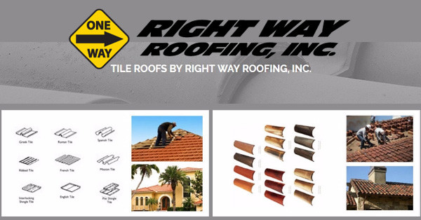 Tile Roof Repair, Installation, & Replacement
