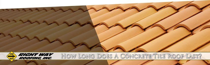 Concrete Tile Roof Lifespan