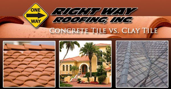 Phoenix Roofing Clay Tile vs Concrete Tile