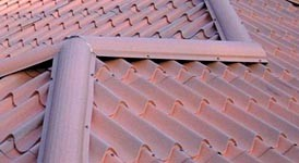 Tile Metal Roofing