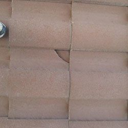 Tile Roof Problem – Cracked Or Broken Roof Tiles