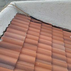 Tile Roof Problem - Roof Tiles Sliding Out Of Place