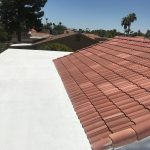 Foam & Tile Roofing Installation