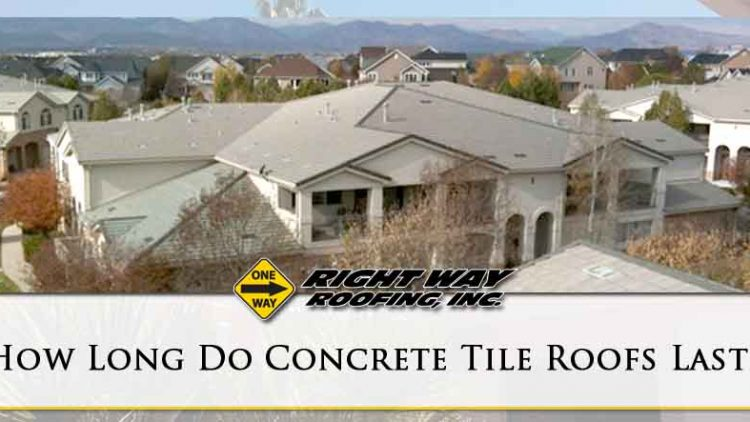 How Long Do Concrete Tile Roofs Last?