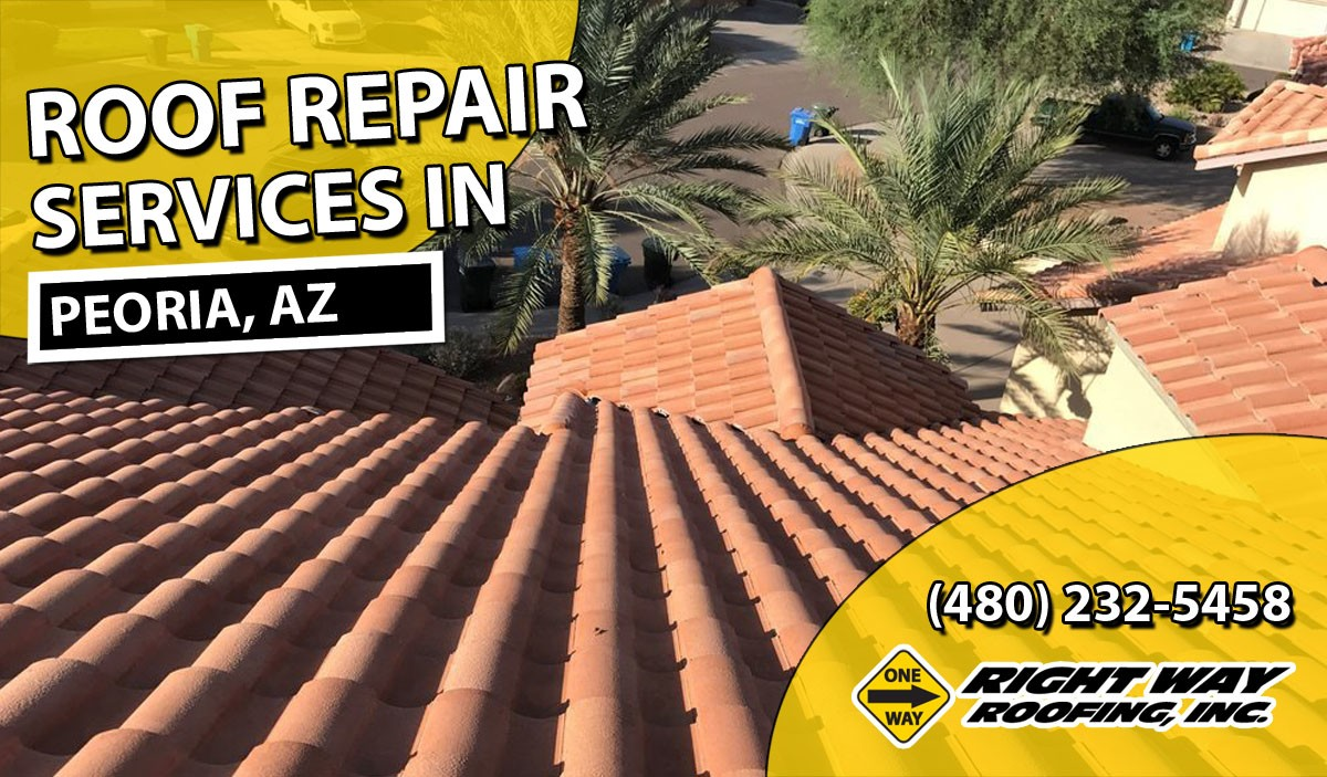 Roof Repair In Peoria, AZ