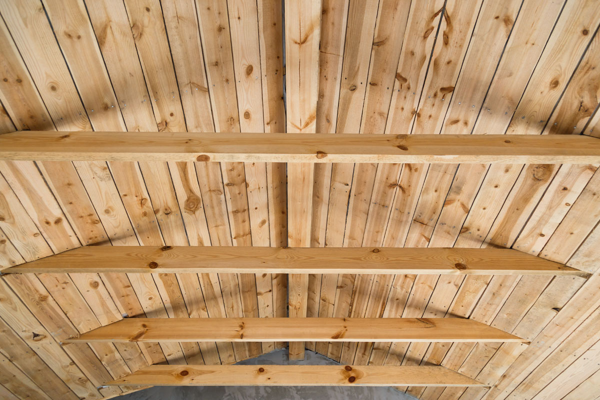 Roof Rafters Versus Roof Trusses