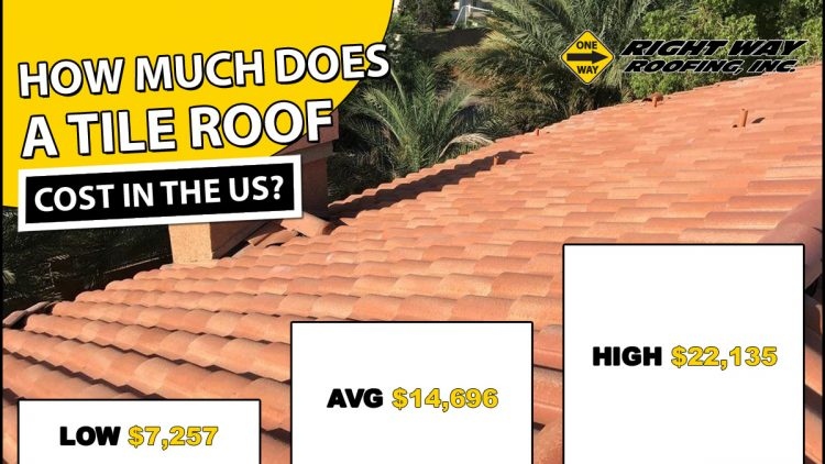 Tile Roof Installation Cost 2020 Right Way Roofing